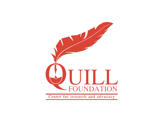 Quill Foundation Logo